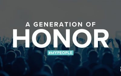 #MyPeople: A Generation of Honor