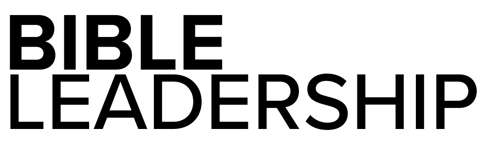 Bible Leadership