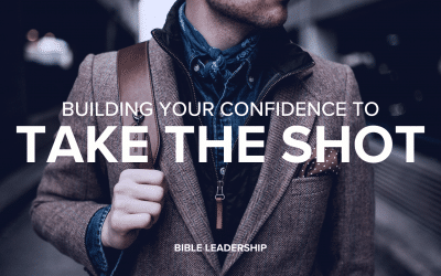 Building Your Confidence To Take The Shot
