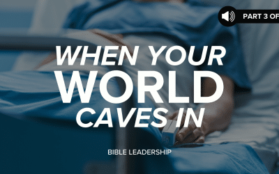 Don't Lose Hope That You Will Laugh Again | When Your World Caves In (Part 3 of 4)