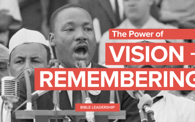 Race + the Kingdom | The Power of Vision + Remembering