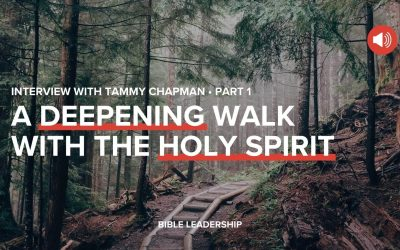 BLP 39. A Deepening Walk with the Holy Spirit